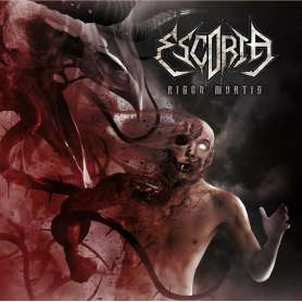 ESCORIA - Rigor Mortis - Cd