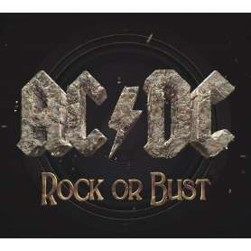 Ac/dc - Rock Or Bust - Cd - Digipack Holográfico