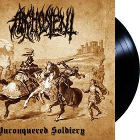 ARGHOSLENT  - LP - Unconquered soldiery