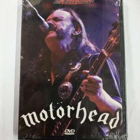 MOTORHEAD - The rock story of - DVD