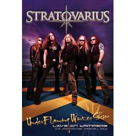 STRATOVARIUS - Under flaming Winter Skies DVD