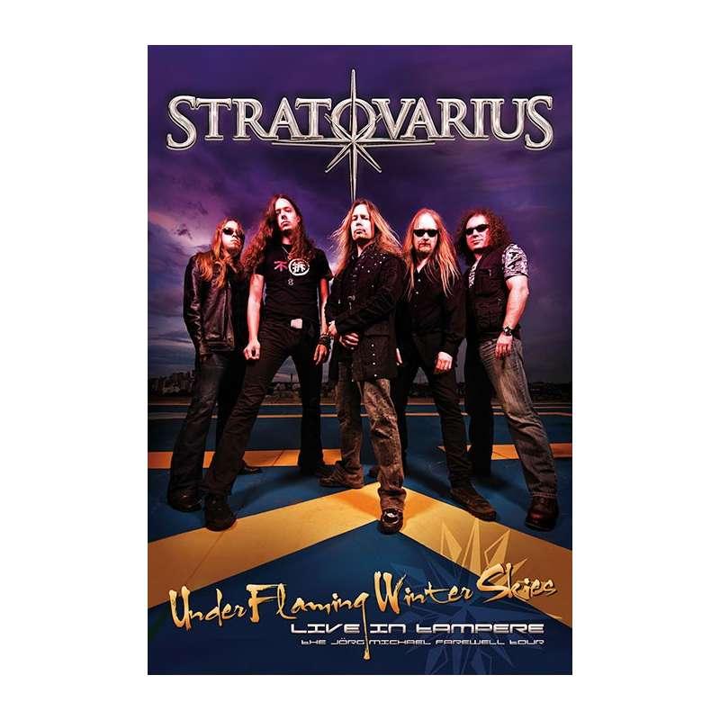 STRATOVARIUS - Under flaming Winter Skies DVD