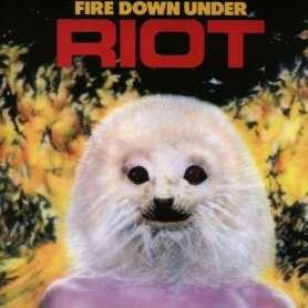 RIOT - Fire down under - Cd