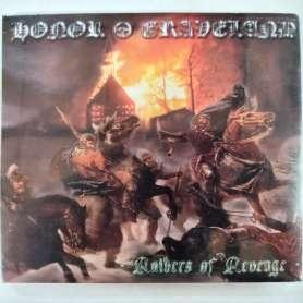 HONOR /GRAVELAND  - Raiders of revenge - Cd Digipack