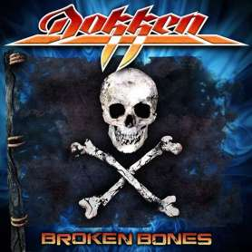 DOKKEN - Broken Bones CD + DVD