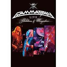 GAMMA RAY - Live Skeletons...