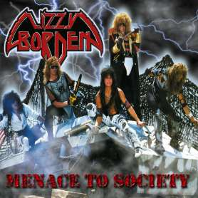 LIZZY BORDEN - Menace to...