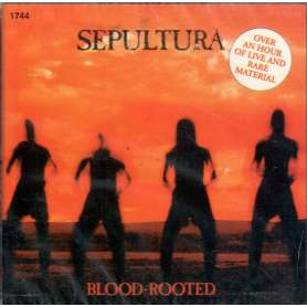 SEPULTURA - Blood Rooted - Cd