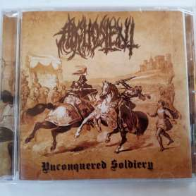 ARGHOSLENT- Unconquered soldiery - Cd