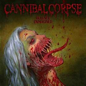 Cannibal Corpse - Violence Unimagined - Cd Slipcase