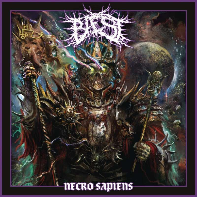 BAEST - Necro Sapiens - Cd Slipcase