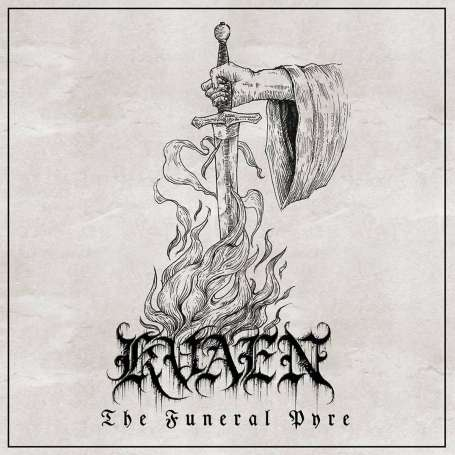 KVAEN -The Funeral Pyre - Cd Slipcase