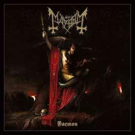 Mayhem - Daemon - Cd  Slipcase + 2 Bonus tracks