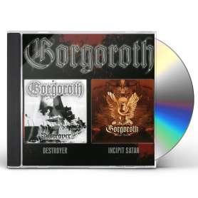GORGOROTH  - Destroyer +...