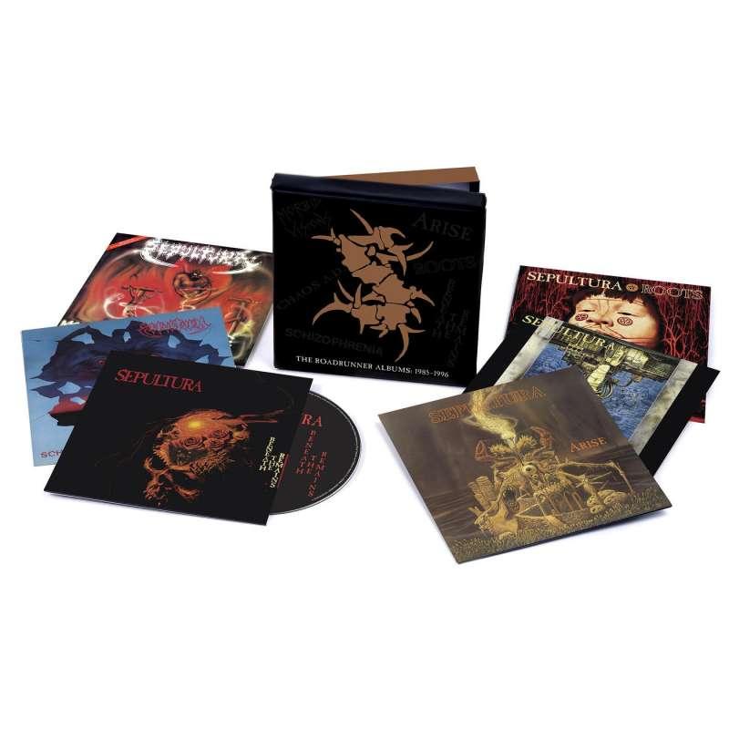 The Roadrunner Albums: 1985-1996 - Box