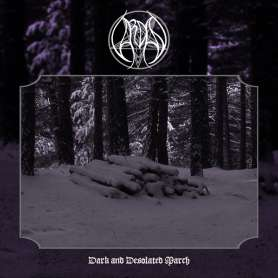 VARDAN - Dark And Desolated March - Cd