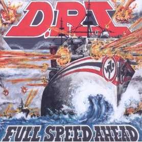 DRI - Full speed ahead - Cd