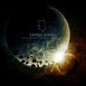 EMPIRE AURIGA - Ascending the Solarthrone - Cd