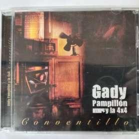 GADY PAMPILLON - El Conventillo - Cd