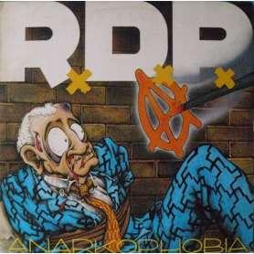 RATOS DE PORAO - Anarkophobia - cd