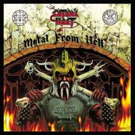 SATANS HOST - Metal from Hell - Cd