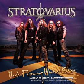STRATOVARIUS - Under flaming Winter Skies