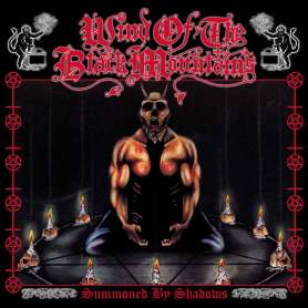 Wind Of The Black Mountains - Summoned By Shadows - Cd
