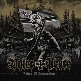 BITTER PEACE  - Ashes Of Oppression - Cd Digipack