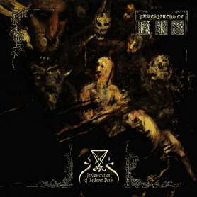 Hæresiarchs Of Dis - In Obsecration Of The Seven Darks - Cd