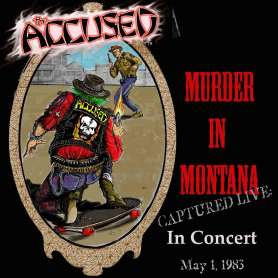 The Accused - Lp - Murder In Montana