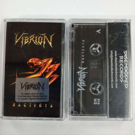 Vibrion - Bacterya - Casette