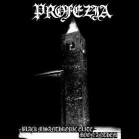 PROFEZIA - Black Misanthropic Elite / Moon Anthem A4 Digi Cd