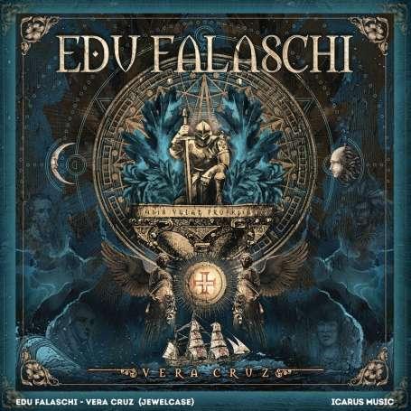 EDU FALASCHI - Vera cruz - Cd.  - 2021
