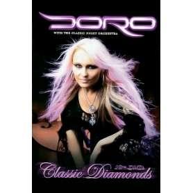 DORO - Classic Diamonds - DVD