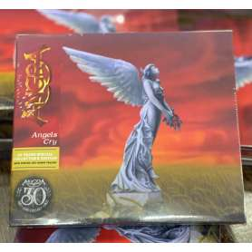 ANGRA - angel cry 30 Anniversary - Cd Slipcase + Poster
