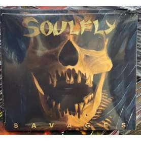 SOULFLY - Savages - Cd...