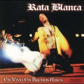 RATA BLANCA - En Vivo En Buenos Aires - Cd