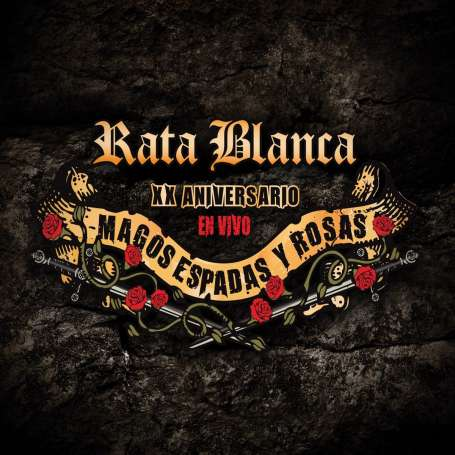 RATA BLANCA -  XX Aniversario Magos, Espadas y Rosas - Cd Digipack