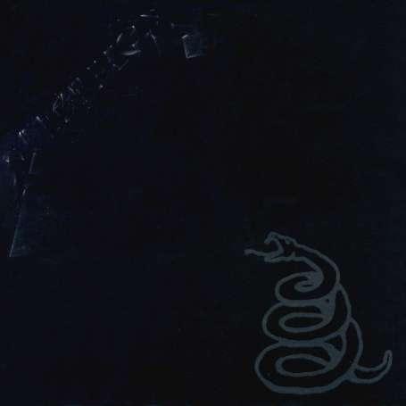 METALLICA - Metallica - Cd
