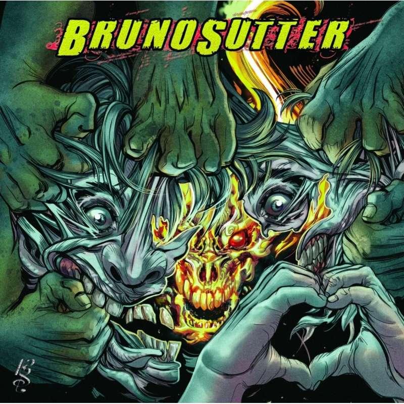 BRUNO  SUTTER - Bruno Sutter - Cd Digifile
