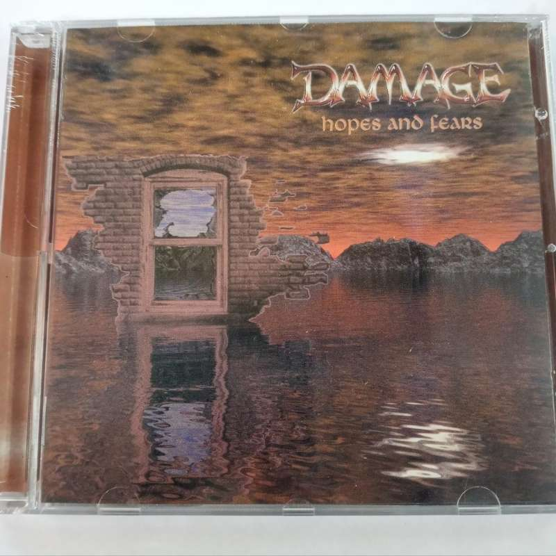 DAMAGE - Hopes And Fears - Cd