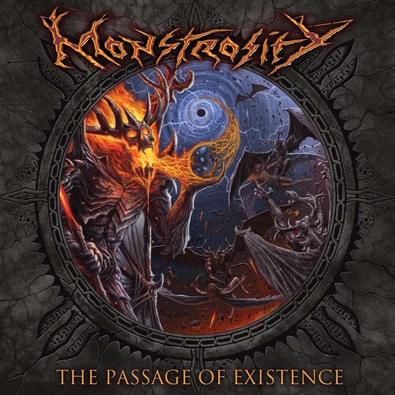MONSTROSITY - The Passage Of Existence - Cd Digipack