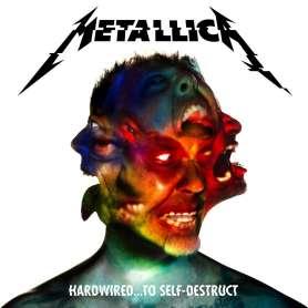 METALLICA - Hardwired... to Self-Destruct - 2CD Digipack