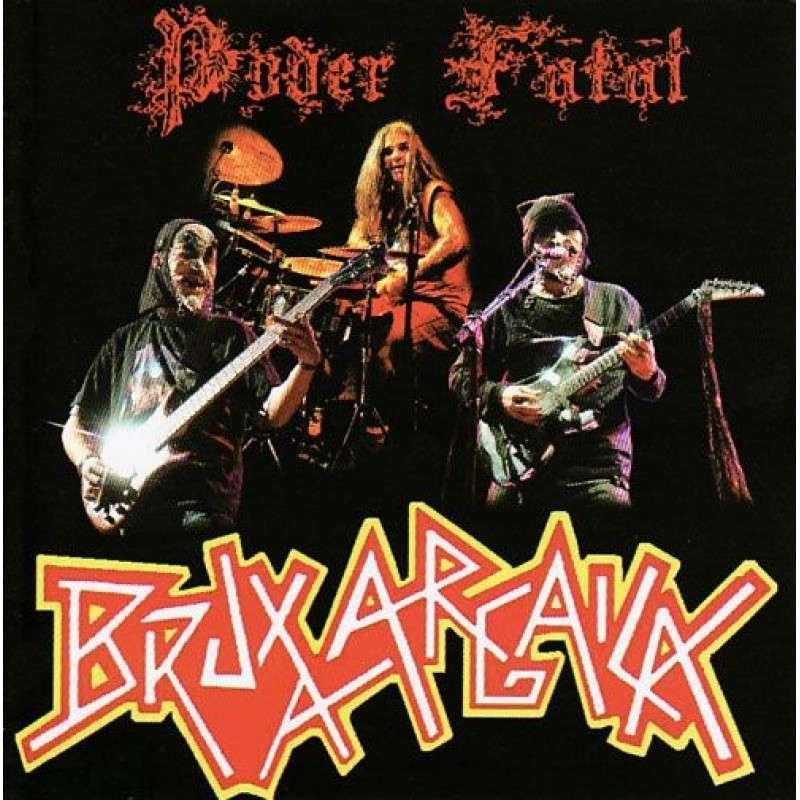 BRUXA AGAICA - Poder Fatal - Cd