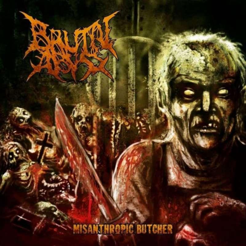 BRUTAL ABYSS - Misanthropic Butcher - CD
