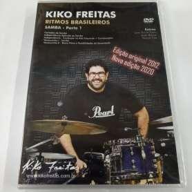 kiko freitas - Ritmos brasileiros Samba - parte 1 - DVD