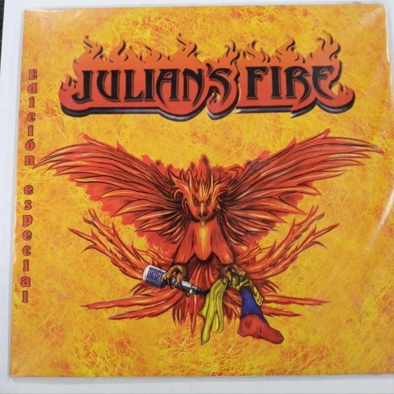 JULIAN s  Fire - Julian s Fire - Cd A5