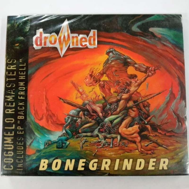 DROWNED - Bonegrinder - Cd Digipack