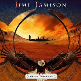 JIMI JAMISON - Never Too Late