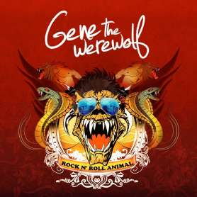 GENE THE WEREWOLF - Rock...